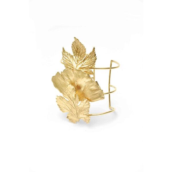 Three Leaves Bracelet